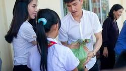 Lo người nghèo không có Tết, Công Vinh ủng hộ 200 triệu đồng