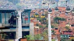Cáp treo đô thị: Không hiệu quả bằng xe buýt