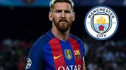 SỐC: Man City hỏi mua Messi với giá 100 triệu bảng