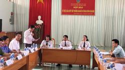 Vì sao ông Huỳnh Văn Nén không dự họp báo công bố bồi thường?