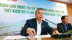Giao lưu trực tuyến về đổ ải vụ Đông Xuân 2016-2017