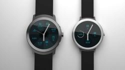 Google sắp tung cặp đồng hồ thông minh do LG sản xuất