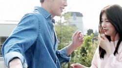 """Lee Min Ho phải """"dè chừng"""" vì bạn gái diễn cảnh yêu trai lạ"""