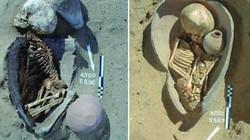 Ai Cập: Chôn người chết trong bình gốm để tái sinh
