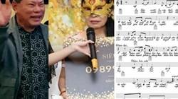 Tỷ phú Hoàng Kiều khoe bài thơ tặng Ngọc Trinh được nhạc sĩ phổ nhạc