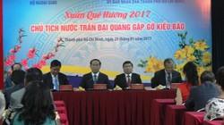 Đảng, Nhà nước luôn chào đón cộng đồng người Việt Nam ở nước ngoài