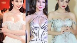 Hương Giang Idol, chân dài Phan Thị Mơ... mặc hở bạo nhất tuần