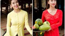Hot girl Linh Napie đẹp mướt mắt với bà ba đón Tết