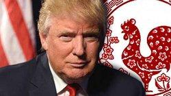 Thầy phong thủy dự đoán tài vận Donald Trump năm Đinh Dậu