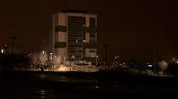 Video: Tòa nhà 10 tầng ở Mỹ hóa gạch vụn trong 5 giây