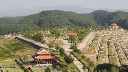 Vĩnh Phúc muốn xây dựng Công viên nghĩa trang