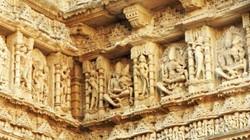 Kỳ quan kiến trúc đáng kinh ngạc ở Ấn Độ