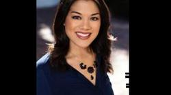 Nữ phóng viên gốc Việt xinh đẹp nhập nhóm phóng viên điều tra ở Mỹ