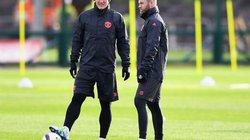 HLV Mourinho chốt tương lai của Rooney và Schweinsteiger