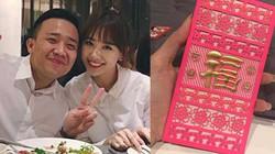 31 tuổi, vợ Trấn Thành khoe được bố chồng lì xì đầu năm mới