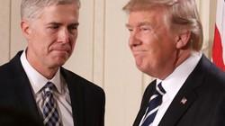 Trump chọn thẩm phán Tòa án Tối cao trẻ nhất trong 25 năm