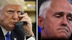 Trump sừng sộ với Thủ tướng Úc, đột ngột cúp điện thoại