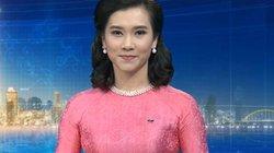 Lộ diện nữ biên tập viên xinh đẹp mới toanh của bản tin Thời sự VTV1