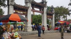 Sau lùm xùm biển quảng cáo, đền Trần Thái Bình thế nào?