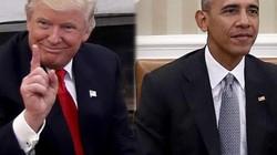 Miệng chỉ trích không ngớt nhưng Trump lại đang học lỏm chiến thuật của Obama