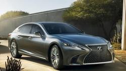 Những cải tiến trên Lexus LS 2018