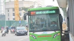 Buýt nhanh HN chính thức bán vé sau 1 tháng miễn phí