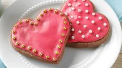 12 cách chúc mừng ngày Valentine bằng đồ ăn