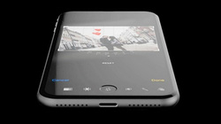 Ngắm iPhone 8 màn hình Touch Bar siêu đẹp