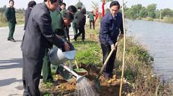 Hội ND Hải Phòng: Phát động Tết trồng cây, góp phần bảo vệ môi trường