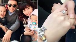 Vợ Hồng Đăng khoe được chồng tặng nhẫn kim cương trong ngày Thần tài
