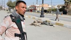 Quân đội Iraq dùng tử thi làm vũ khí chiến tranh tâm lý chống IS