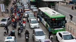Hà Nội lắp loa tuyên truyền trên tuyến buýt nhanh BRT