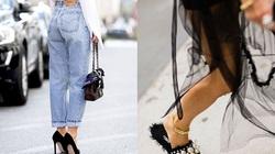 Tạm biệt ngay 5 kiểu giày dễ phá hỏng hình tượng sành mốt của bạn!