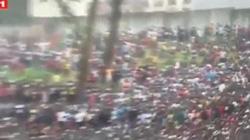 Đi xem bóng đá, 17 người chết ở Angola