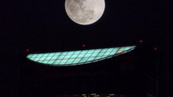 Ngắm trăng ngày nguyệt thực đầu tiên trong năm 2017