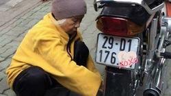 Gặp cụ bà gần 90 tuổi bơm vá xe khiến dân mạng tò mò