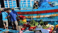 Bỏ tiền trăm triệu để... đi chợ, ngư dân sắm những gì ra khơi?