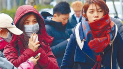 4 ngày, 154 người chết vì rét ở Đài Loan