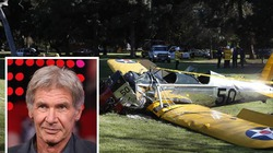 """Sao """"Star War"""" lái máy bay đâm vào Boeing"""
