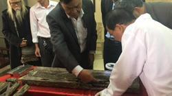 Thông tin mới nhất về mộ nghi của Trạng Trình Nguyễn Bỉnh Khiêm