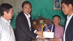 TƯ HNDVN trao quà cho hội viên nghèo tại Quảng Ninh