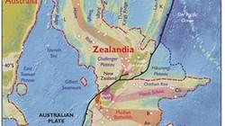 Tìm thấy lục địa thứ 7 trên Trái Đất?