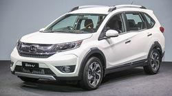 Honda BR-V: Xe 7 chỗ giá mềm chỉ 433 triệu đồng