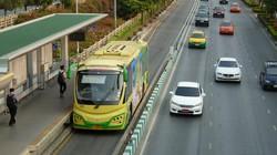 Tuyến xe buýt nhanh BRT ở Thái Lan bị khai tử