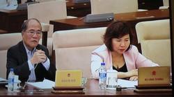 """Thứ trưởng Hồ Thị Kim Thoa: """"Tôi không giận báo chí"""""""