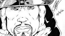 Samurai da đen kỳ lạ nhất lịch sử Nhật Bản