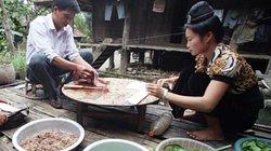 Món gỏi cá ngon khó cưỡng dành đãi khách quý của người Thái