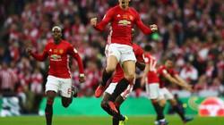 Vô địch EFL Cup, M.U và Mourinho cùng lập kỷ lục