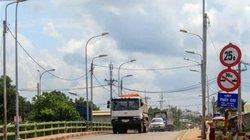 Tải trọng cầu, đường làm khó ngành vận tải