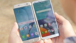 So sánh LG G6 với Samsung Galaxy S7 Edge